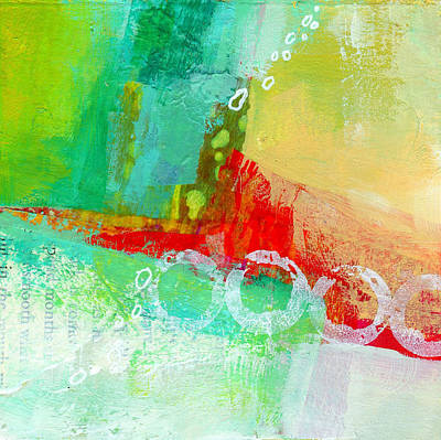 Edge Painting - Edge 59 by Jane Davies