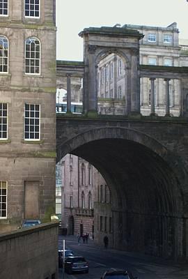 Grace Kelly - Edinburgh Street by Katie Beougher