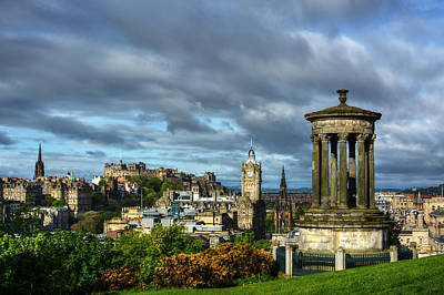 Photograph - Edinburgh by Veli Bariskan