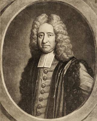 Professor Photograph - Edmond Halley by Gregory Tobias/chemical Heritage Foundation
