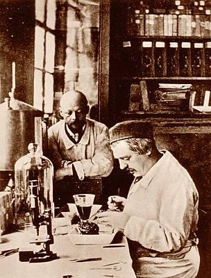 Medicine Man Photograph - Edouard Brissaud by National Library Of Medicine
