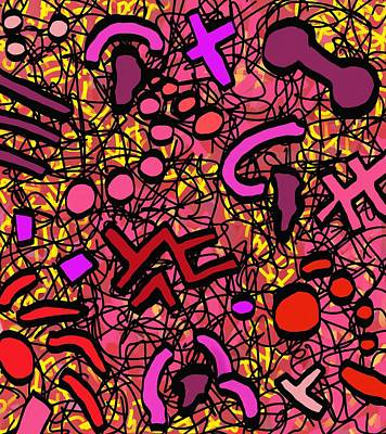 Digital Art - Eds World by Jeff Gater