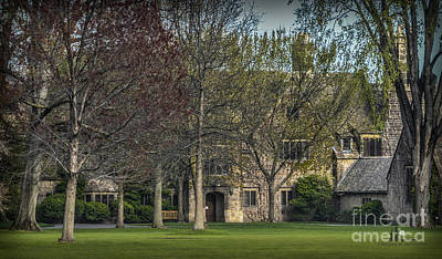 Photograph - Edsel And Eleanor Ford House by Ronald Grogan