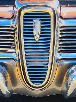 Photograph - Edsel Art Deco by Morris  McClung
