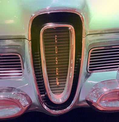 Photograph - Edsel by Ian  MacDonald