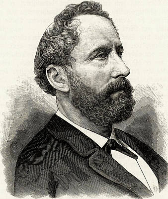 Eduard Suess Art Print by Universal History Archive/uig