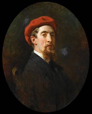 Eduardo Zamacois Painting - Eduardo De Zamacois by Raimundo de Madrazo y Garreta