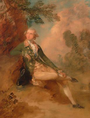 Augustus Painting - Edward Augustus - Duke Of Kent by Mountain Dreams