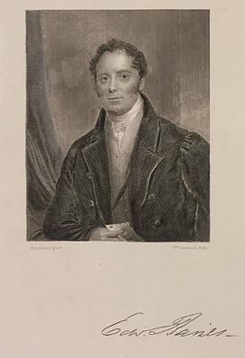 Palatine Photograph - Edward Baines by British Library