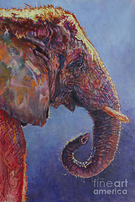 Painting - Ganesh Edward by Patricia A Griffin