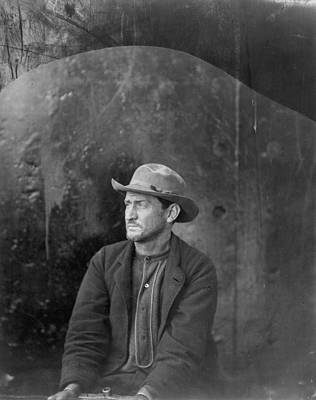 Photograph - Edward Spangler (1825-1875) by Granger