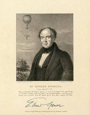Edward Spencer Art Print
