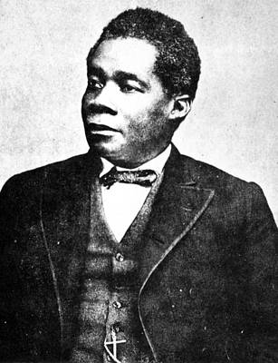 Photograph - Edward Wilmot Blyden (1832-1912) by Granger