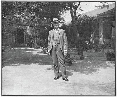 Boxer Rebellion Photograph - Edwin Hurd Conger (1843-1907) by Granger