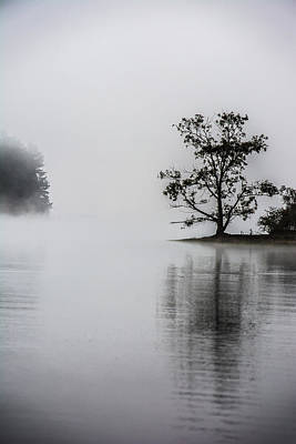 Photograph - Eerie Calm by Parker Cunningham