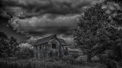 Photograph - Eerie by Guy Whiteley