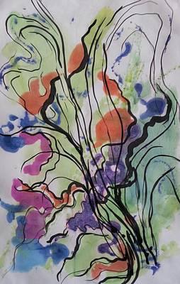 Effervescent Rhythm Original by Kathy Kucia