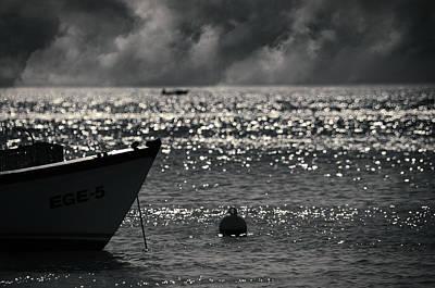 Ocean Of Emptiness Photograph - Ege by Taylan Apukovska