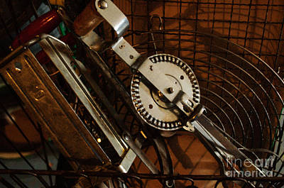 Photograph - Egg Beater In Basket by Tikvah's Hope