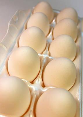 Photograph - Eggs by Joseph Skompski