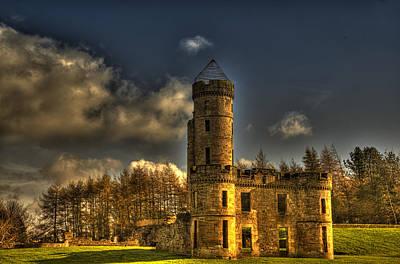 Photograph - Eglinton Castle by Jean-Noel Nicolas