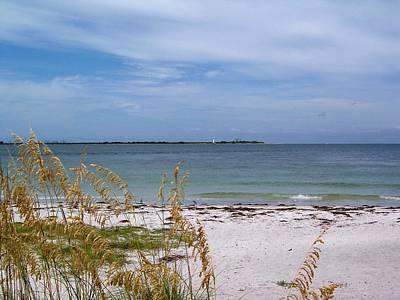 Rowing - Egmont Key by Katie Beougher