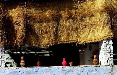 Photograph - Egypt - Nubian Crafts by Jacqueline M Lewis