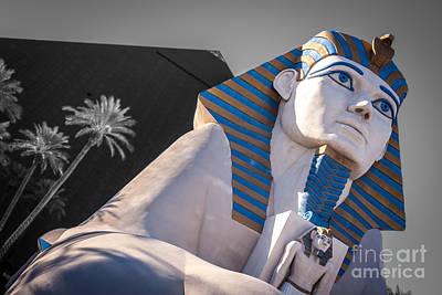 Egypt Or Usa  Art Print