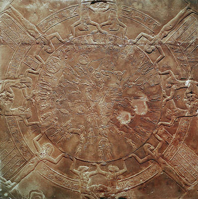 Photograph - Egyptian Celestial Sphere by Granger