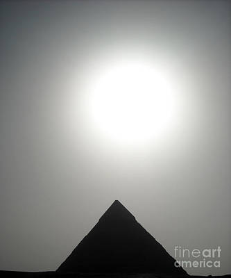 Egypt Photograph - Egyptian Sun by Kayne  Johnson