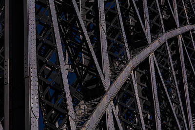 Photograph - Eiffel by Edgar Laureano