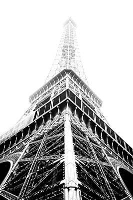 Photograph - Eiffel Grandeur by Georgia Fowler