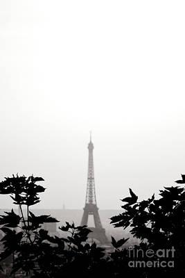 Photograph - Eiffel Memories  by Olivier Le Queinec