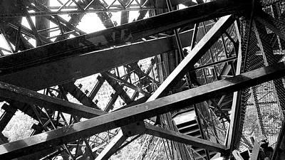 Beastie Boys - Eiffel Steel by Dwight Pinkley