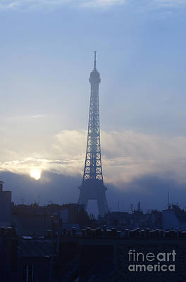 Photograph - Eiffel Tower by Catherine Ursillo