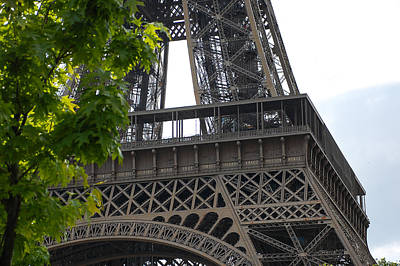 Photograph - Eiffel Tower by Dany Lison