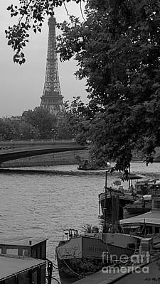 Photograph - Eiffel Tower II by Louise Fahy