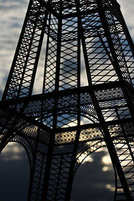 Photograph - Eiffel Tower by Jp Grace