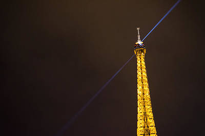 Photograph - Eiffel Tower by Pablo Lopez