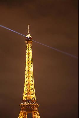 Eiffel Tower - Paris France - 011332 Art Print