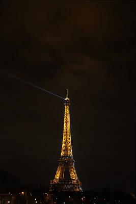 Monumental Photograph - Eiffel Tower - Paris France - 011344 by DC Photographer