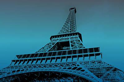 Eiffel Tower Photograph - Eiffel Tower by Stephanie Hamilton