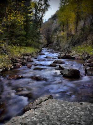 Photograph - Eight Mile Creek by Ellen Heaverlo