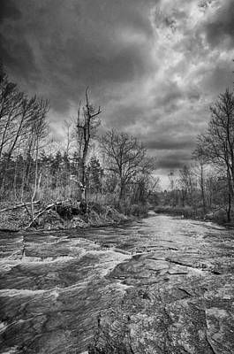 Photograph - Eighteenmile Creek 1835b by Guy Whiteley