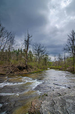 Photograph - Eighteenmile Creek 1835c by Guy Whiteley