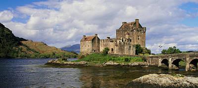 Ancient Civilization Photograph - Eilean Donan Castle, Dornie by Panoramic Images
