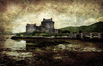 Photograph - Eilean Donan Castle In Scotland by RicardMN Photography