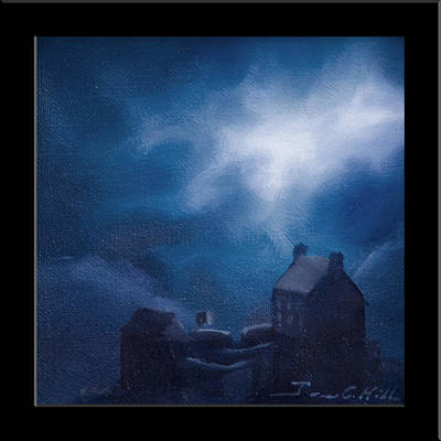 Eilean Donan Castle Original
