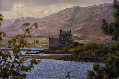 Photograph - Eilean Donan Castle by Jean-Noel Nicolas