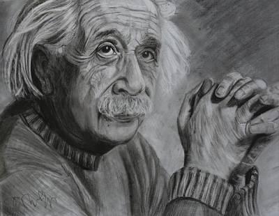 Einstein Portrait  Original